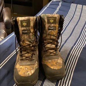 Hunting/fishing boots